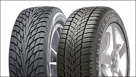 top 2013 winter tires car news auto123. Black Bedroom Furniture Sets. Home Design Ideas