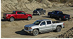 2013 Pickup Comparison Test (+video)