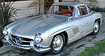Rare Mercedes-Benz cars soon up for bid