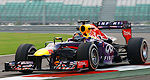 F1 Inde: Balayage des Red Bull (+photos)