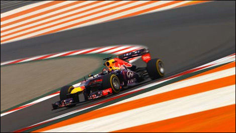 F1, Buddh International Circuit, Sebastian Vettel, Red Bull RB9