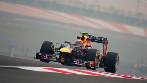 F1, Buddh International Circuit, Mark Webber, Red Bull RB9