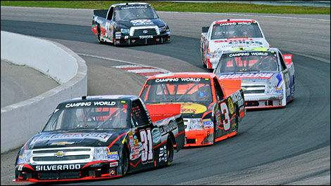 NASCAR Camping World Truck Series