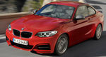 Official BMW 2 Series Coupe video and pictures hit the web