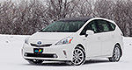 Hybrid-Vehicle Winter Maintenance