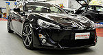 Toyota GT86 by Romeo Ferraris: More power! (+video)
