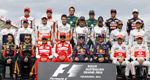 F1 USA: Entry list for the 2013 US Grand Prix in Austin