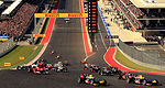 F1 USA: Formula 1 to tackle Circuit of the Americas in Austin