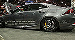 SEMA 2013 : Lexus IS 340 2014 de Philip Chase