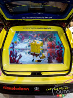 SEMA 2013: Toyota SpongeBob Highlander Tanked Edition