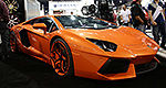 2013 SEMA Show Photo Gallery: Exotics