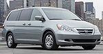 Recall on 2007-2008 Honda Odyssey in Canada