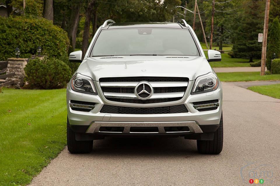 2014 mercedes benz gl 350 bluetec review video editor 39 s for Mercedes benz gl bluetec review