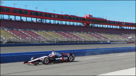 IndyCar Will Power Fontana