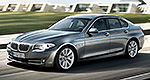 2014 BMW 5 Series Preview