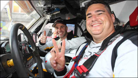 Dakar, Patrick Beaulé, David Bensadoun, Desert Warrior 3, ALDO Racing