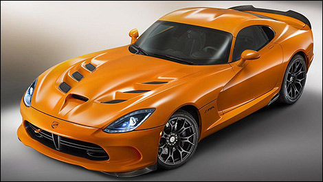 Dodge Viper SRT limited edition