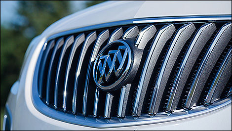 Buick Regal GS 2012 logo