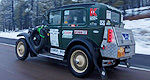 Drivers complete trek across U.S. with 1930 Ford Model A