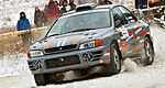 Rally: Chris Martin wins Rally Tall Pines; Antoine L'Estage takes title