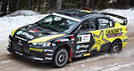 Rallye: Album photos du Rally Tall Pines du championnat canadien