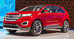 Los Angeles 2013 : Ford Edge Concept