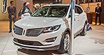 Los Angeles 2013 : Lincoln MKC 2015