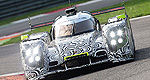 Endurance: Photos de la nouvelle Porsche LMP1 du Le Mans (+photos)