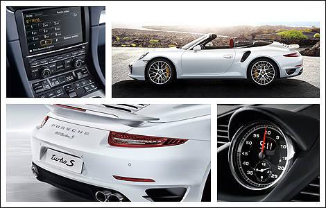 Porsche 911 Turbo S Cabriolet Preview Car Releases Auto123