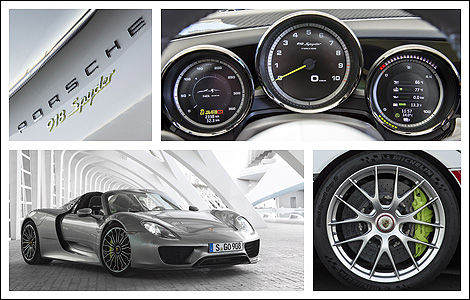 2015 Porsche 918 Spyder Preview Car News Auto123
