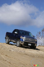 2014 Toyota Tundra Double Cab Limited 5.7L review