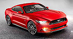 First 2015 Ford Mustang GT to be auctioned off