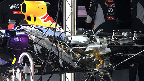 Red Bull RB9, Renault V8, F1