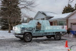 Truck made of ice goes into Guinness Book of World Records