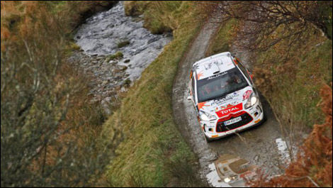 Citroen DS3 R3T Junior WRC