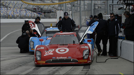 Ganassi, Daytona Prototype, Daytona International Speedway, United SportsCar Championship