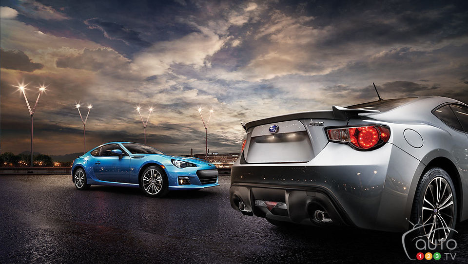 2014 Subaru BRZ Preview | Car News | Auto123