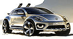 VW Beetle Dune concept resurrected, Detroit Auto Show awaits