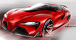 Detroit 2014: Toyota FT-1 concept may be Supra heir