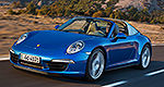 Detroit 2014: Behold the 2014 Porsche 911 Targa