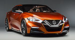 Detroit 2014: Is Nissan's Sport Sedan Concept the next Maxima?