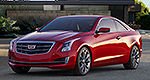 Detroit 2014: Cadillac introduces 2015 ATS Coupe