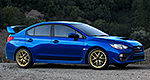 Detroit 2014: All-new 2015 Subaru WRX STI breaks cover