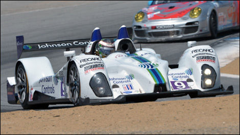 USCC PC Car No 9