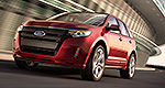 Recall on 2012-2013 Ford Edge in Canada