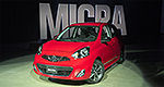 Montreal 2014: Subcompact segment grows with all-new 2015 Nissan Micra