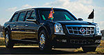 It happened on January 20th: Barack Obama's limo begins duty