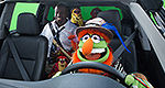 Le Toyota Highlander 2014 et « The Muppets » au Super Bowl (vidéo)