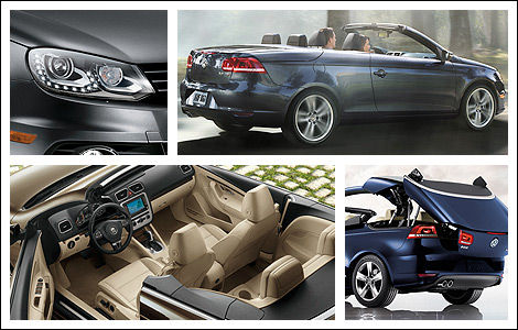 volkswagen eos 2014 aper u actualit s automobile auto123. Black Bedroom Furniture Sets. Home Design Ideas