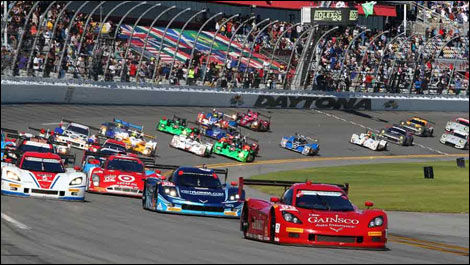 24 Hours of Daytona, United SportsCar Championship
